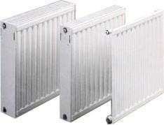 Сталевий радіатор IMAS 22 тип  600 х 600 мм, потужність 1456  Вт