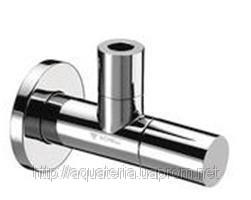 SCHELL DESIGN-LINE Вентиль 1/2» х 3/8» з фільтром, хром