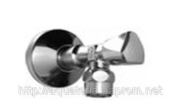 Вентиль SCHELL SANLAND 1/2» х 1/2», хром
