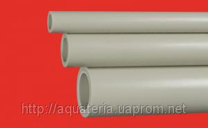 Труба полипропиленовая FV-Plast PN 20 (для горячей воды) диам. 50 х 8,4 мм