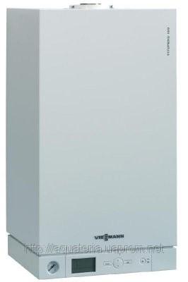 Котел Висман двохфункційний навісний газовий Vitodens-100 35 кВт