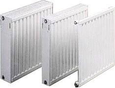Сталевий радіатор IMAS 11 тип  600 х 600 мм, потужність 800  Вт