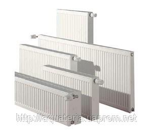 Сталевий радіатор Kermi FKO 11 тип 400 х 400 мм, потужність 379 Вт