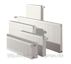 Сталевий радіатор Kermi FKO 12 тип 400 х 1200 мм, потужність 1418 Вт