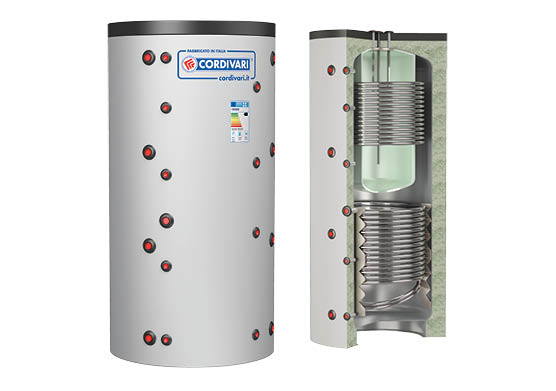 Теплоаккумулятор Cordivari COMBI 3 WB HE 600
