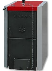 Твердопаливний котел Viadrus Hercules U22 C (D) — 4 секційний — 23,3 кВт