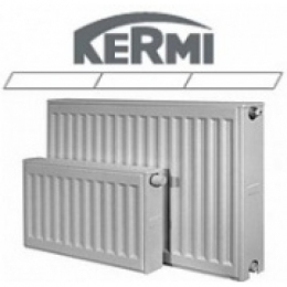 Сталевий радіатор Kermi FTV 22 тип 400 х 1400 мм